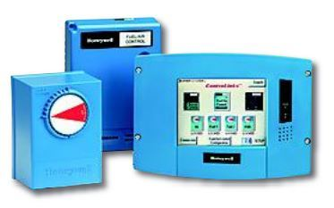Honeywell ControLinks Fuel Air Control System