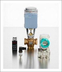 Siemens Modulating Water Level Control System