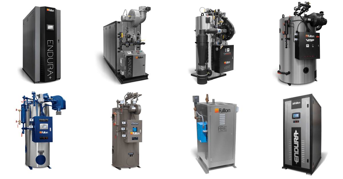 Find the Best Fulton Boiler to Buy for Your Project